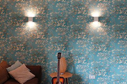 Van Gogh Behang : Linda van lanen mooi behangwerk